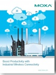 2020 Industrial Wireless Application Brochure - Boost Productivity with Industrial Wireless Connectivity
