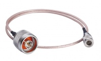A-CRF-QMAMNM-R2-50  - 0,5 m QMA (male) to N-type (male), RG-316 Cable