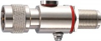 A-SA-NFNF-02 - 0 to 6 GHz, N-type (female) to N-type (female) surge arrester