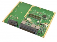 ACEX-4600 - COM Express Type 6 Carrier Cards with XMC, PMC, and Mini PCIe Slots