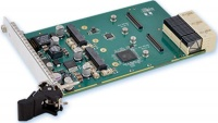 ACPS3320 - 3U cPCI® Serial Carrier Card for AcroPack Modules Rear IO