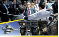 AEE 2017 Aviation Electronics Europe Expo in München vom 25.4. - 26.4.2017