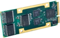 CAN Bus Interface Module mit vier isolierten Kanälen im Mini-PCIe Form Faktor