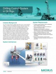 Application Note: Drilling Control System in Oil Rigs