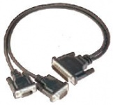 CBL-M25M9x2-50 Split Cable