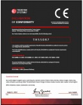 CE Certifications