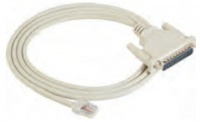 CN20040 - 10-pin RJ-45 zu DB25 male Kabel, 1.5 m