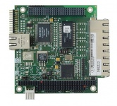 COM-1267 PC/104-Plus Switch with five 10/100MB Ethernet ports