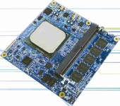 CPU-161-18 Rugged Xeon D-15xx COM Express Compact Type 6
