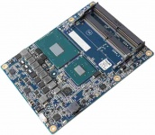 CPU-162-24 - COM Express Basic Type 6 - Rugged Intel Xeon E3-1500 v6 with high Performance Graphics
