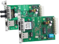 CSM-200 - 10/100BaseT(X) to 100BaseFX slide-in modules for the NRack System