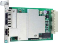 CSM-400 - 10/100BaseT(X) to 100BaseFX slide-in modules for the NRack System