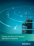 Cellular and Wi-Fi IIoT Gateway Application Guidebook 2020