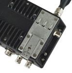 AWK-6222 with attached DIN-Rail Mounting Kit