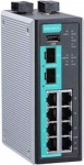 EDR-810 - Industrial 8+2G Multi-Port Secure Router