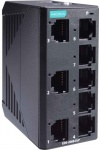 EDS-2008-ELP Series - 8-port entry-level unmanaged Ethernet switches (plastic housing)