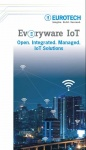 EUROTECH Everyware IoT Solutions Flyer