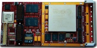 FM780 - Virtex-7™ XMC with user definable Memory & I/O