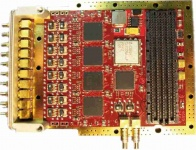 FMC108 - High Pin count 8-Channel 14-bit ADC FMC - 250 Msps
