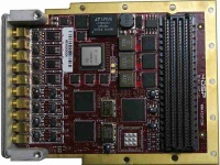 FMC140 - Quad 16-bit A/D, AC or DC-Coupled, High-Pin Count FMC ADC Card