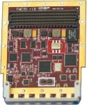 FMC151 - Dual 14-bit A/D & Dual 16-bit D/A DC Coupled Low Pin Count FMC Card