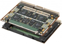 G4ADSP - Quad Freescale MPC7448 VME multiprocessor with PCI on P0