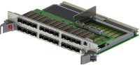 GBX25 - Highly flexible, L3 Managed 6U VME Ethernet Switch