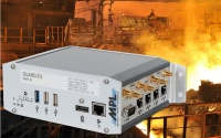 GUARD-F2 - 5-Port Rugged Industrial Gigabit Firewall / Router