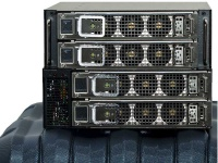 HDslim Chassis - 4U Rugged High Density Modular Server