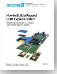 How to Build a Rugged COM Express System