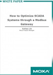 How to Optimize SCADA Systems through a Modbus Gateway