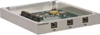 IDAN-FW35208HRS Stackable Packaging System for FW35208HR 3-Channel FireWire Front View