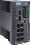 IEF-G9010 Series - GbE Copper + 2 GbE SFP Multiport industrial next-generation Firewall