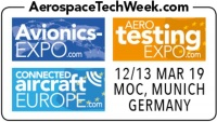 Aviation Electronics Europe Expo in München vom 12.3. bis 13.3.2019