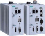 MC-1100 Quad-core lüfterloser DIN-rail Automations Computer