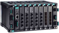 MDS-G4028 Series - 28G-port Layer 2 full Gigabit modular managed Ethernet switches