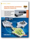 Moxa 2010 Power Substation and Distribution Automation Brochure