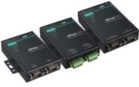 NPort 5200A - 2-Port serial Device Servers - Energy efficient