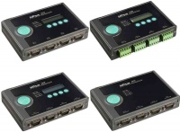 NPort 5400 Serie - 4-port RS-232/422/485 serial device servers