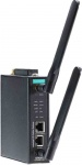 OnCell G3150A-LTE Series Rugged LTE serial/Ethernet-to-cellular modem with Antennas