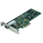 PCIE-5565PIORC  - Ultra-high-speed Fiber-Optic Reflective Memory PCI Express Node Card