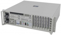 RES-XR4-3U-FIO - 3HE rugged dual Socket 13,6 or 16'' Depth Front-I/O Rackmount Server