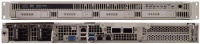 RES-XR5-1U-21Z  - 1HE Rugged Server with Single/Dual Xeon E5-2600 V4, 3 PCIe-Slots, 21'' Depth