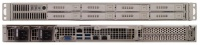 RES-XR5-1U-8D  - 1HE Rugged Server, Dual Xeon E5-2600v4 CPUs, 8x 2.5Z Drives, 20 Inch Depth