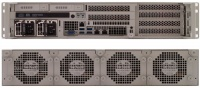 RES-XR5-2U-14Z-FIO - 2HE Rugged Front-I/O Server with single/dual Xeon E5-2600 V4, 14'' Depth