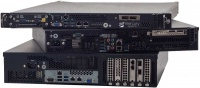 "RES-XR6-3U-13Z-4D - 13"" Deep, Up to 4 Drives, Front I/O Rugged Rack Mounted Server"