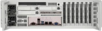 RES-XR5-3U-14Z-FIO - 3HE Rugged Front-I/O Server with single/dual Xeon E5-2600 V4, 14'' Depth