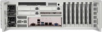 RES-XR5-3U-17Z-FIO - 3HE Rugged Front-I/O Server with single/dual Xeon E5-2600 V4, 17'' Depth