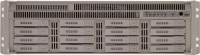 RES-XR5-3U - 3HE Rugged Server with Intel Xeon E5-2600 V4 CPUs, 21 Inch Depth