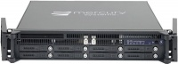"RES-XR6-2U-8dr-17IN_RIO - 17"" Deep, 8 Drive, Rear I/O Rugged Rack Mounted Server with max. two Intel Xeon Scalable processors, 28 Cores, up to 1TB DDR4 ECC Memory, 60TB of Storage and 6 PCIe 3.0 Cards"